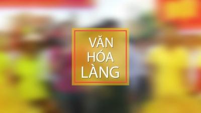 Sân chơi Văn hóa làng 2019 - Số 4