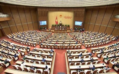 Khai mạc kỳ họp thứ 2, Quốc hội khoá 15
