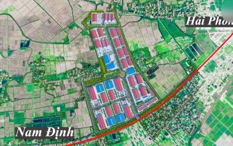 Khánh thành Cụm công nghiệp An Ninh và trao giấy chứng nhận đăng ký đầu tư