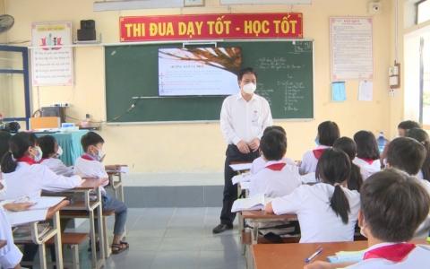 Kiểm tra công tác triển khai nhiệm vụ giáo dục phổ thông