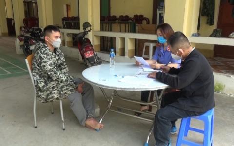 Lạng Sơn bắt nhóm đối tượng đưa người nhập cảnh trái phép