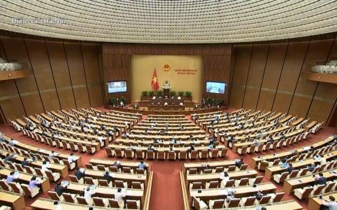 Ngày 27-10, Quốc hội thảo luận trực tuyến nhiều nội dung quan trọng