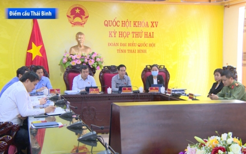 Quốc hội thảo luận trực tuyến về công tác tư pháp và dự thảo Nghị quyết về tổ chức phiên tòa trực tuyến