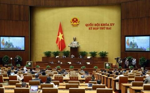 Quốc hội thảo luận trực tuyến về một số cơ chế, chính sách đặc thù phát triển 4 tỉnh, thành phố