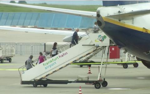 Sân bay tại Đức nộp đơn xin phá sản