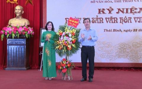 Thái Bình bảo tồn và phát huy giá trị các di sản văn hóa đặc sắc