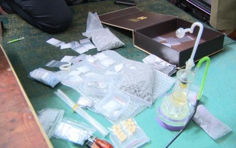 Phát hiện lượng lớn ma túy và súng quân dụng trong chuyên án ma túy đặc biệt