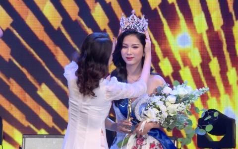Chung kết cuộc thi Hoa khôi Sinh viên Việt Nam 2020
