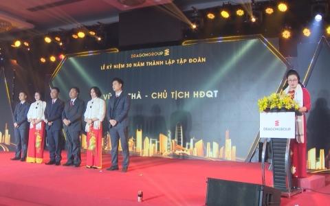 Công ty cổ phần đầu tư xuất nhập khẩu Thăng Long kỷ niệm 30 năm thành lập