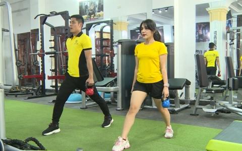 Động tác tập luyện cơ bản để cải thiện sức khỏe và vóc dáng