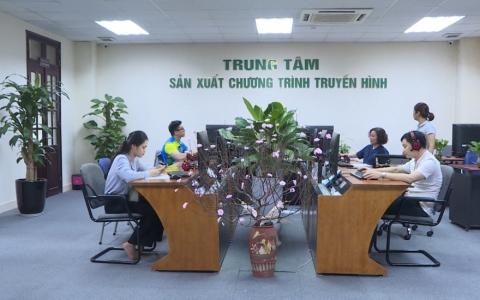 Đài Phát thanh và Truyền hình Thái Bình hưởng ứng cuộc thi tìm hiểu Nghị quyết Đại hội Đảng bộ Tỉnh Thái Bình lần thứ XX