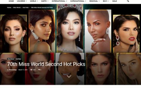Dự đoán Đỗ Thị Hà vào Top 7 Hoa hậu Thế giới