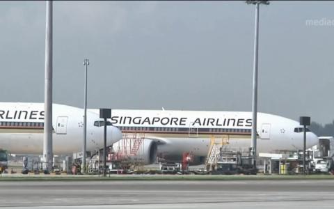 Singapore Airlines thí điểm thẻ thông hành điện tử