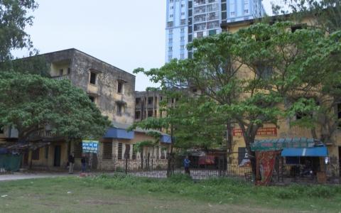 Thành phố Thái Bình đối thoại với các hộ gia đình khu tập thể 4-5 tầng phường Lê Hồng Phong