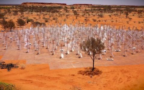Australia xây dựng kính thiên văn vô tuyến lớn nhất thế giới