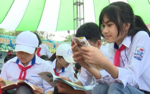 Kiến Xương phát động ngày sách và văn hóa đọc