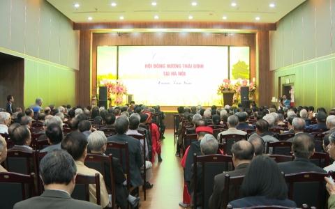 Người Thái Bình tại Hà Nội hướng về quê hương