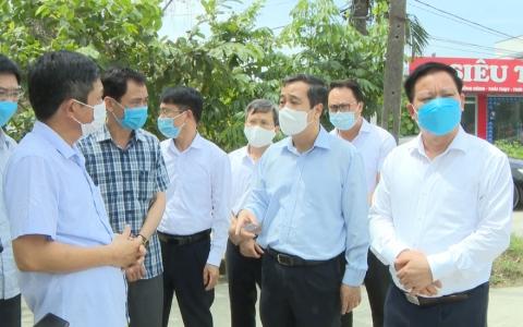 Thái Bình: Quyết liệt và mạnh mẽ, không do dự, chần chừ trong chống dịch covid - 19