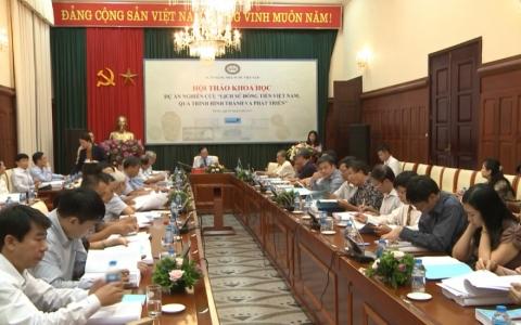Công trình nghiên cứu về đồng tiền Việt Nam