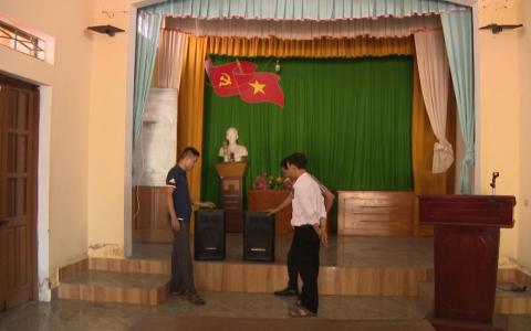 Hiệu quả an ninh trật tự từ huy động nguồn xã hội hoá ở xã Vũ Lạc