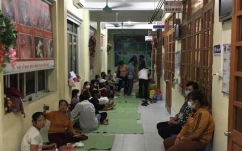 Thái Bình: tạm thời phong tỏa Bệnh viện Đa khoa tỉnh