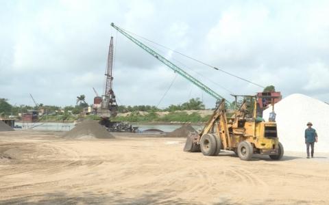 Vấn nạn vi phạm hành lang công trình thủy lợi