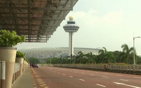 Sân bay Changi trở thành ổ dịch lớn nhất Singapore