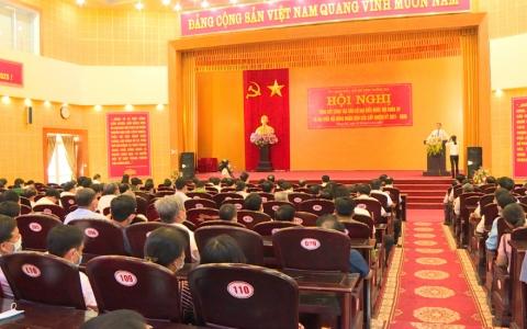 Hưng Hà tổng kết công tác bầu cử đại biểu Quốc hội khoá XV và đại biểu HĐND các cấp nhiệm kỳ 2021 -2026