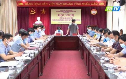 Đẩy mạnh tiêu thụ hàng Việt Nam