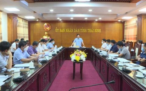Xử lí triệt để ô nhiễm môi trường ở xã Thái Phương