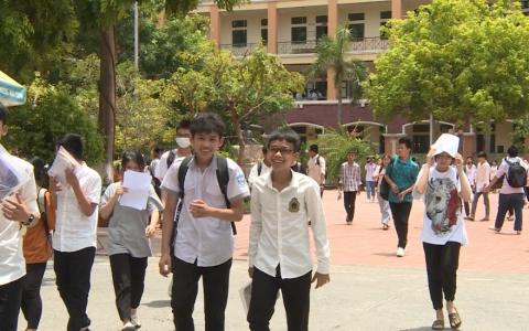 Gần 19.000 thí sinh hoàn thành kì thi tuyển sinh vào lớp 10 THPT 2020