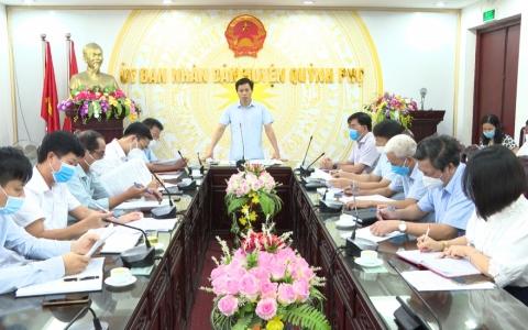Đẩy nhanh tiến độ giải phóng mặt bằng dự án Khu công nghiệp Thaco- Thái Bình