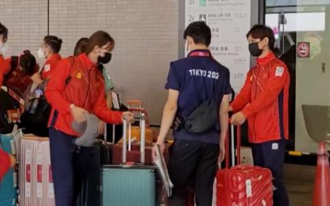 Đoàn thể thao Việt Nam kết thúc hành trình ở Olympic Tokyo