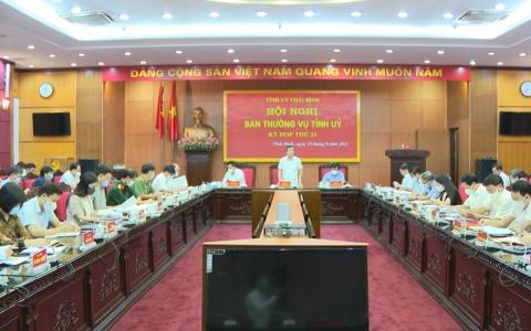 Thái Bình tiếp tục đẩy mạnh thu hút đầu tư, cải thiện môi trường đầu tư kinh doanh