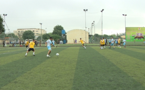 Thể thao quần chúng - nền tảng phát triển thể thao bền vững