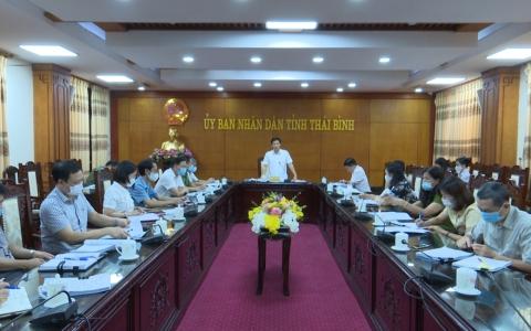 Triển khai kế hoạch tổ chức kì thi công chức tỉnh năm 2021