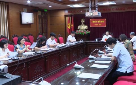 Tham gia đóng góp ý kiến Dự thảo quy chế làm việc của Đại hội đại biểu Toàn quốc lần thứ XIII