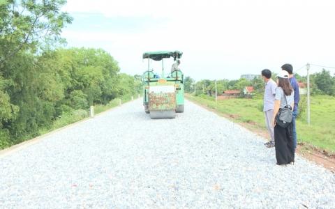 Tháng 10 hoàn thành cứng hóa điểm xung yếu thuộc tuyến đê tả Trà Lý đoạn qua thành phố Thái Bình