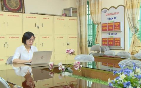 Website tự học Ngữ văn miễn phí của 2 giáo viên nông thôn