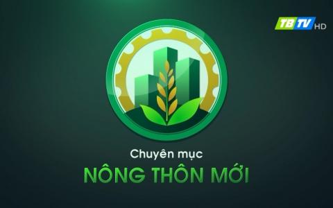 Đổi thay ở xã Nông thôn mới Nam Cường - Tiền Hải