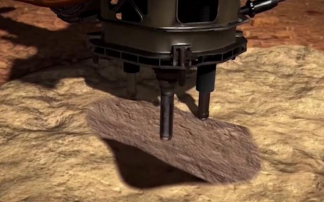 Tạo khí oxy trên sao Hỏa
