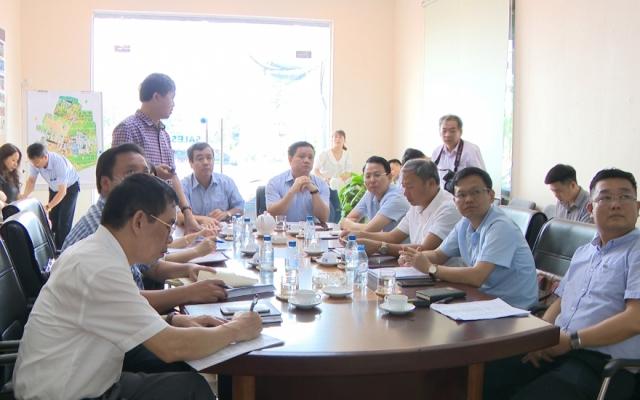 Tập trung tháo gỡ khó khăn trong xây dựng hạ tầng và thu hút đầu tư vào Khu công nghiệp Tiền Hải