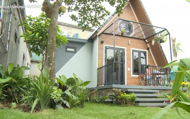 Khám phá không gian sống Bungalow ngay tại Thái Bình