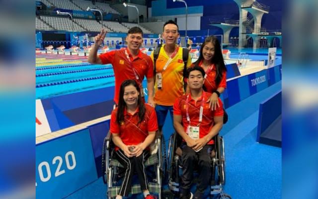 Đoàn Việt Nam hết cơ hội giành thêm huy chương tại Paralympic Tokyo