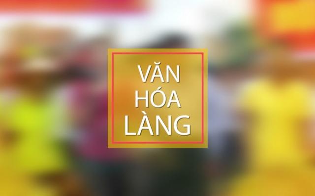 Sân chơi Văn hóa làng 2019 - Số 6