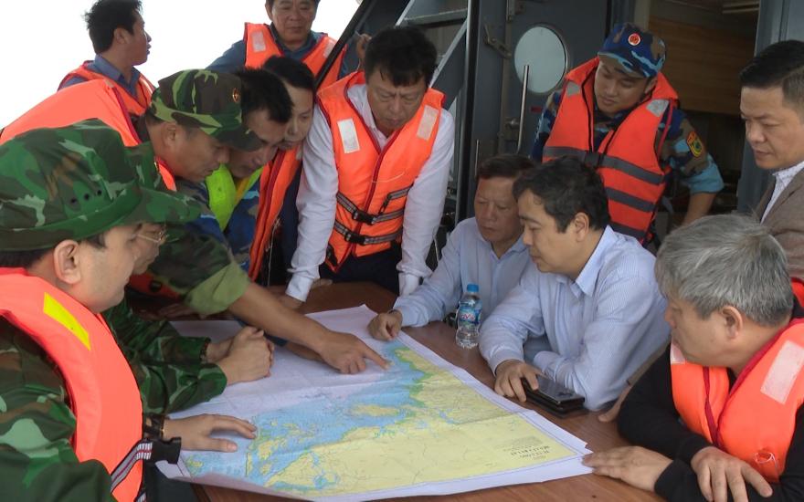 Khảo sát tiềm năng kinh tế biển Thái Bình
